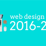 web design trends 2016 - 2017