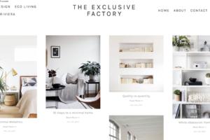 Squarespace Fashion Blog Website Design1
