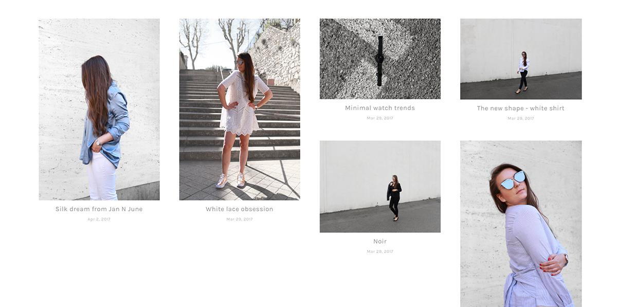 Squarespace Fashion Blog Website Design4