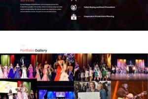 SSBC LLC Event Organizer Website Design 2