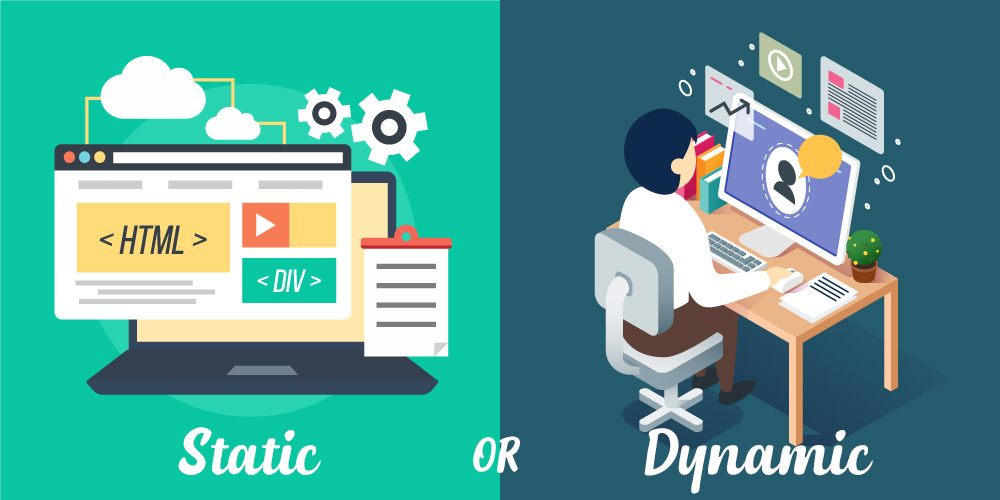 static-vs-dynamic-website-difference