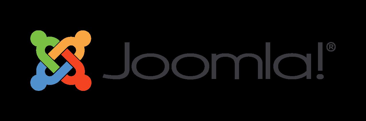 Joomla Logo - Top website builder comparison 2018