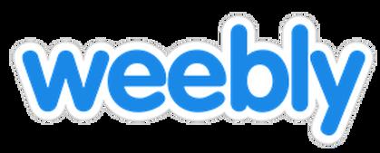 Weebly Logo - Best blogging platform 2018